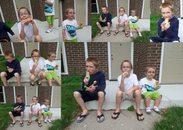Popsicle Day!7